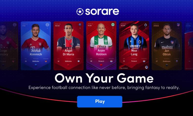 sorare football manager